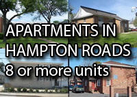Apartments With 8 or More Units In Hampton Roads