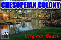 Chesopeian Colony Homes For Sale