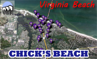Chicks Beach Homes For Sale