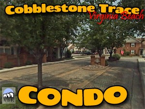 Cobblestone Trace Condo Homes For Sale Title Graphic