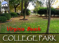 College Park Homes For Sale Title Graphic