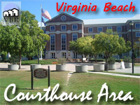 Courthouse area homes for sale in Virginia Beach