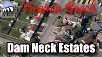 Dam Neck Estates Homes For Sale Title Graphic