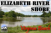 Elizabeth River Shore Homes For Sale Title Graphic