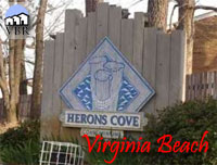 Herons Cove Condos For Sale Title Graphic