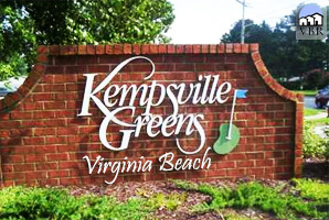 Kempsville Greens Homes For Sale Title Graphic