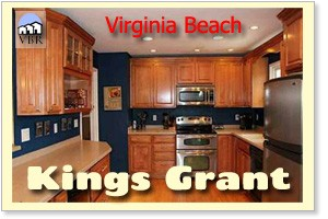 Kings Grant Homes For Sale Title Graphic