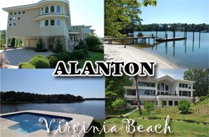 Alanton Homes For Sale In Virginia Beach VA!
