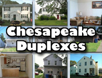 Chesapeake Duplexes For Sale