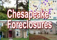 Chesapeake Foreclosures - Bank Owned
