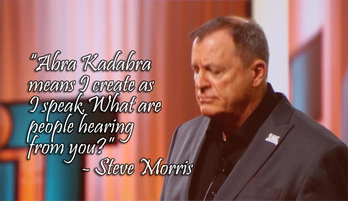 Abra Kadabra Quote from Steve Morris of EXIT